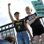Two Sunrise Movement Climate Activists