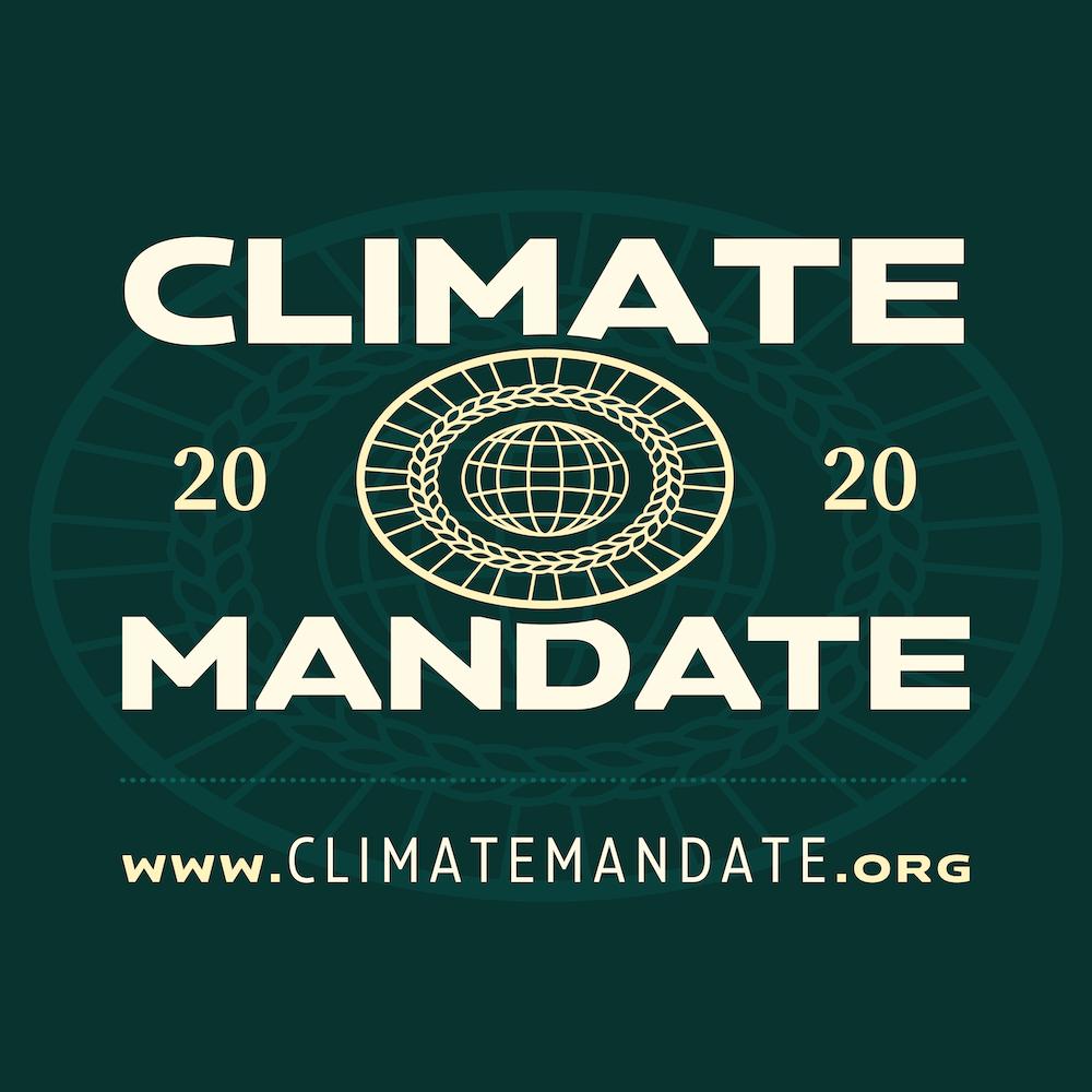 Sunrise Climate Mandate Website green FB IG